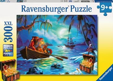 Ravensburger - Moonlit Mission Puzzle 300pc by  (4005556132324) - Jigsaw - Jigsaws