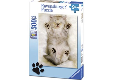 Ravensburger - The Cuddly Kitten Puzzle 300pc by  (4005556132362) - Jigsaw - Jigsaws