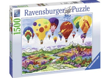 Ravensburger - Spring Is In The Air Puzzle 1500pc by  (4005556163472) - Jigsaw - Jigsaws
