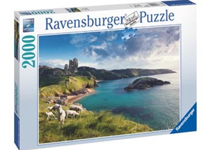 Ravensburger - Slovenian Bled Puzzle 2000pc by  (4005556166268) - Jigsaw - Jigsaws