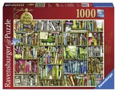Ravensburger - The Bizzare Bookshop Puzzle 1000pc