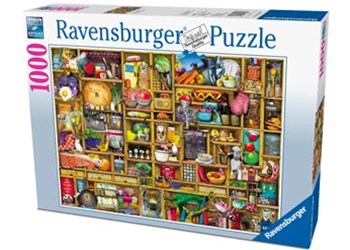 Ravensburger - The Kitchen Cupboard Puzzle 1000pc