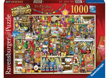 Ravensburger - Christmas Cupboard - Thompson 1000pc