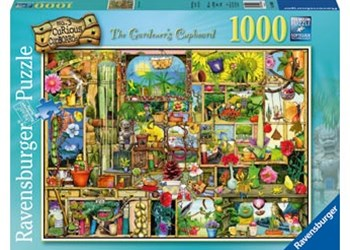 Ravensburger - The Gardener's Cupboard Puzzle 1000pc
