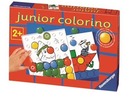Ravensburger - Junior Colourino Game by  (4005556246021) - Game - Board Games Party & Family