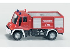 Siku - Mercedes Benz Fire Engine - 1:87 Scale