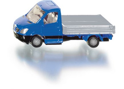 Siku - Mercedes-Benz  Transporter Camion - Children's Toys & Games Vehicles