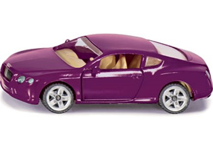 Siku - Bentley Continental GT V8 S - Children's Toys & Games Vehicles