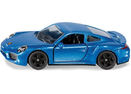Siku - Porsche 911 Turbo S - Children's Toys & Games Vehicles