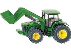 Siku - John Deere with Front Loader - 1:50 Scale