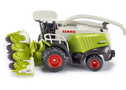 Siku - Class Forage Harvester - 1:50 Scale - Children's Toys & Games Vehicles