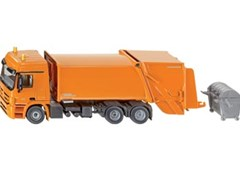 Siku - Mercedes Benz Refuse Lorry - 1:50 Scale