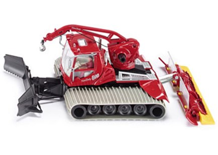 Siku - Pistenbully 600 - 1:50 Scale - Children's Toys & Games Vehicles
