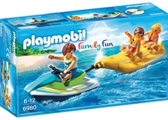 Playmobil - Personal Watercraft with Banana Boat