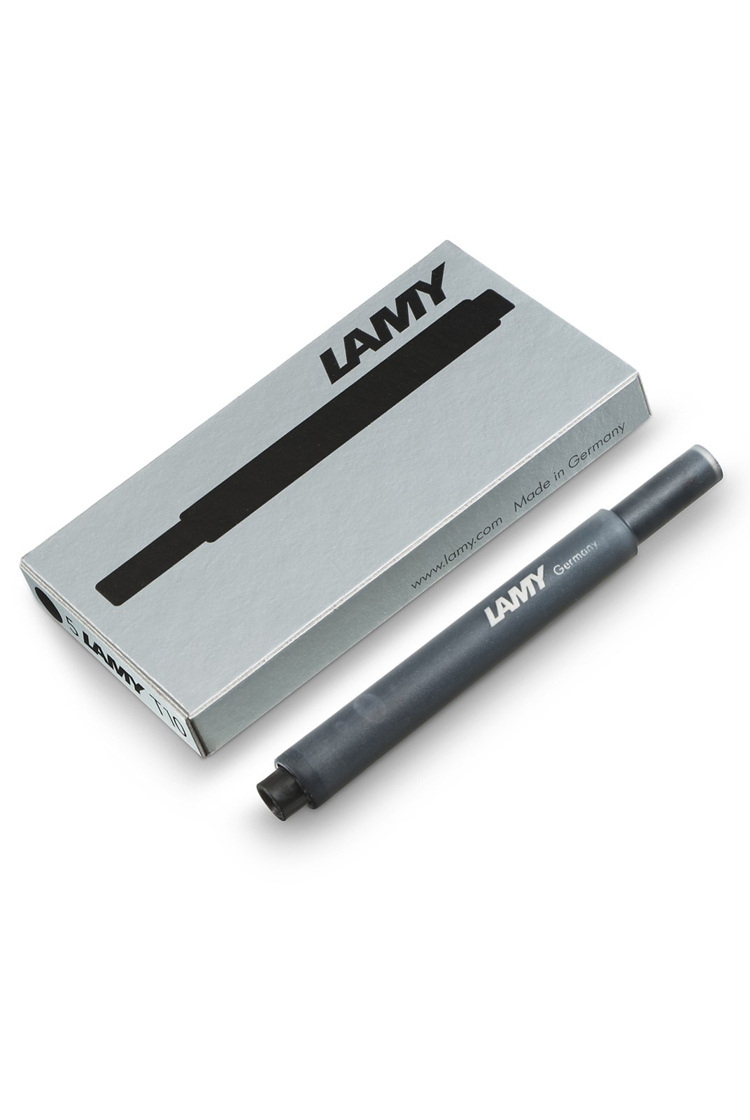 LAMY INK CARTRIDGES T10 BLACK BLISTER