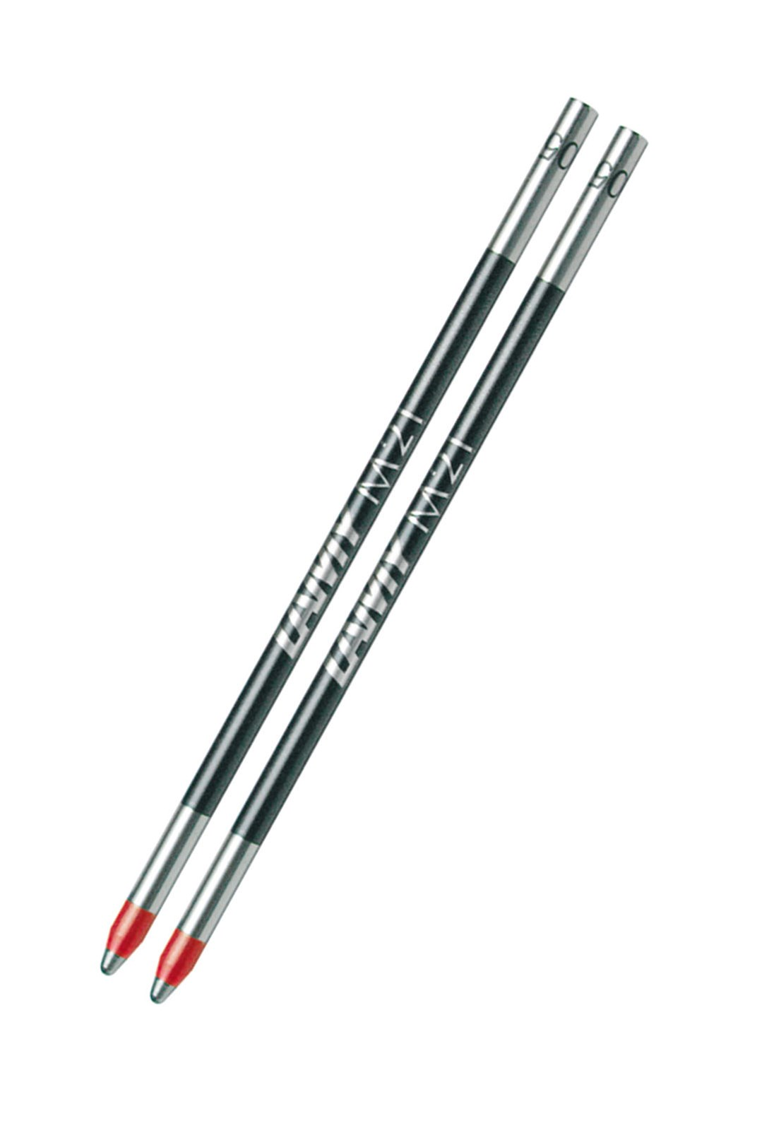 LAMY - M21 Ballpoint Pen Refill - Hangsell - Set of 2 - Red