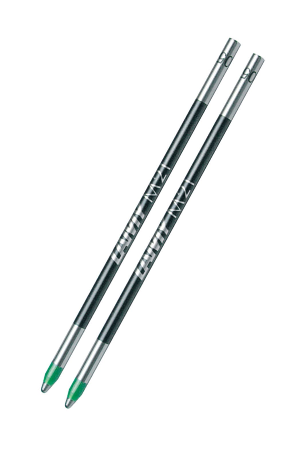 LAMY - M21 Ballpoint Pen Refill - Hangsell - Set of 2 - Green