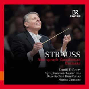Strauss: Also Sprach Zarathustra/Burleske - CD / Album - Music Classical Music
