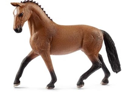Schleich - Hanoverian Mare - Children's Toys & Games Figures & Dolls