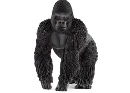 Schleich - Gorilla Male - Children's Toys & Games Figures & Dolls