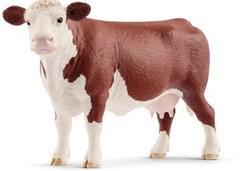 Schleich - Hereford Cow