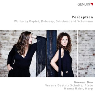 Perception: Works By Caplet, Debussy, Schubert and Schumann - CD / Album - Music Classical Music