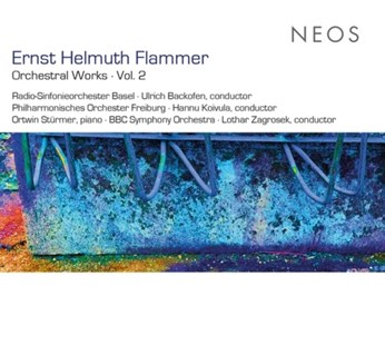 Ernst Helmuth Flammer: Orchestral Works - CD / Album - Music Classical Music