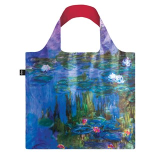 Shopping Bag Museum Collection - Water Lilies
