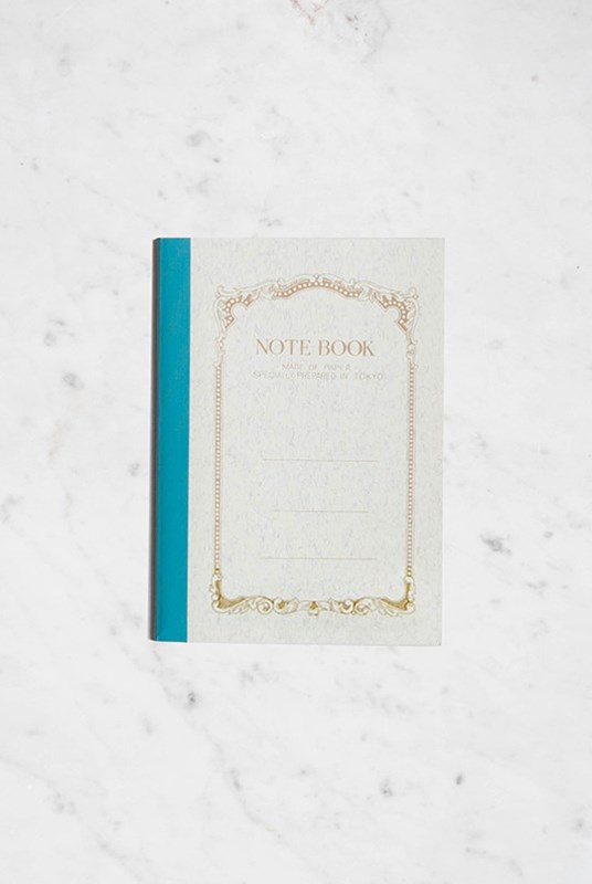 Life Stationery - Japanese Paper Pocket Notebook - Ruled - A6