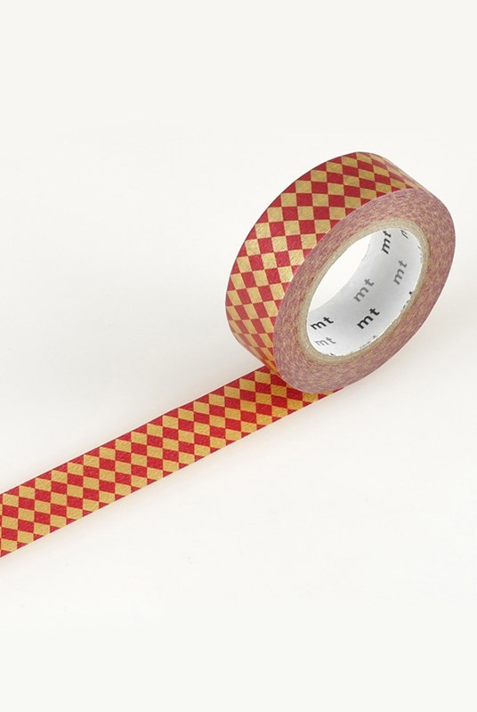 Masking Tape MT - Single Roll - Diamond Vermillion