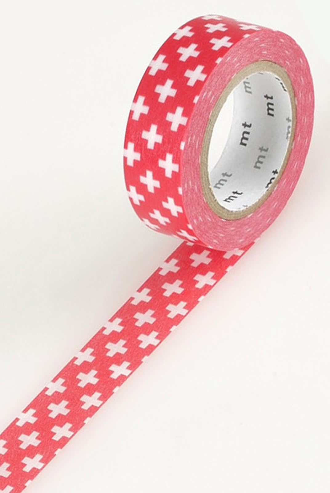 Masking Tape MT - Single Roll - Primary Red Cross