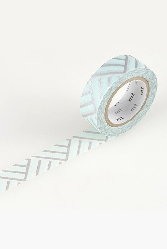 Masking Tape MT - Single Roll - Corner Blue