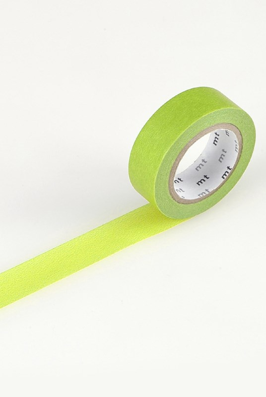 Masking Tape MT - Single Roll - Green Grass