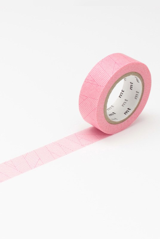 Masking Tape MT - Single Roll - Messy Magenta