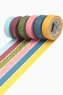 Masking Tape MT - Boxed Set of 6 - Wamon Ver 3