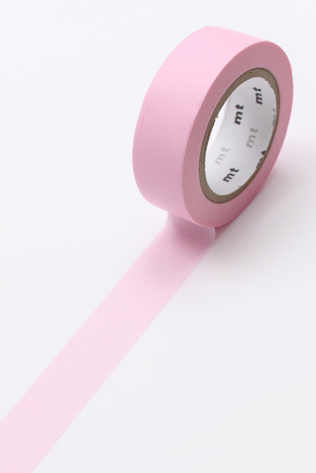 Masking Tape MT - Single Roll - Pastel Pink