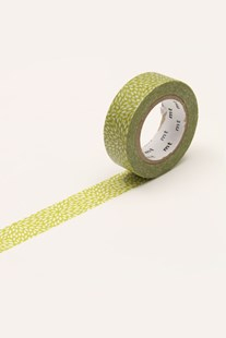 Masking Tape - Single Roll - Mujinagiku Hiwa - Creativity