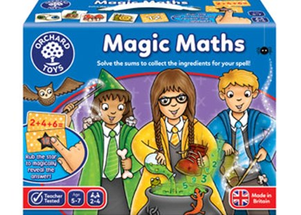 Orchard Game - Magic Maths by  (5011683103505) - Game - Children's Toys & Games Games & Puzzles
