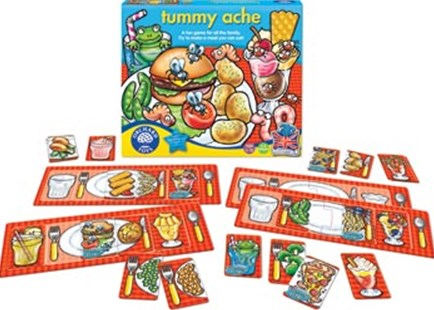 Orchard Game - Tummy Ache by  (5011863100221) - Game - Children's Toys & Games Games & Puzzles