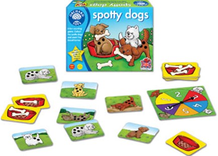 Orchard Game - Spotty Dogs - Children's Toys & Games Games & Puzzles