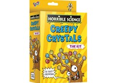 Horrible Science - Creepy Crystals