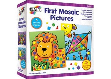 Galt - First Mosaic Pictures - Children's Toys & Games Arts & Crafts