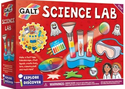 Galt - Science Lab - Non-Fiction Art & Activity