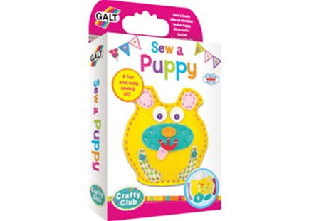 Galt - Sew a Puppy - Children's Toys & Games Arts & Crafts