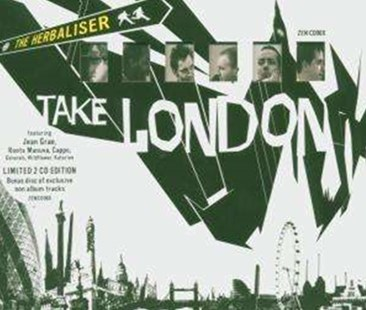 Take London [limited Edition] - CD / Album - Music