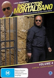 Inspector Montalbano: Volume 4 - Film & TV Thriller