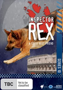 Inspector Rex - Series 10 - Film & TV Thriller