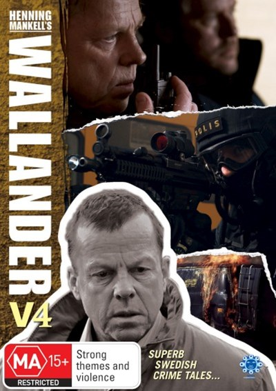 Wallander: Volume 4