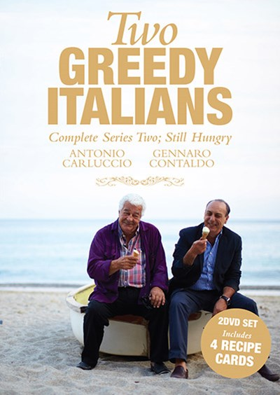 Two Greedy Italians: Series 2 - Still Hungry (2 Discs)