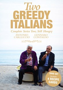 Two Greedy Italians: Series 2 - Still Hungry (2 Discs) - Film & TV Special Interest
